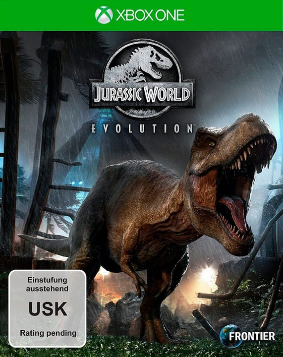 Xbox One - Jurassic World Evolution (D) Box 785300135385 N. figura 1