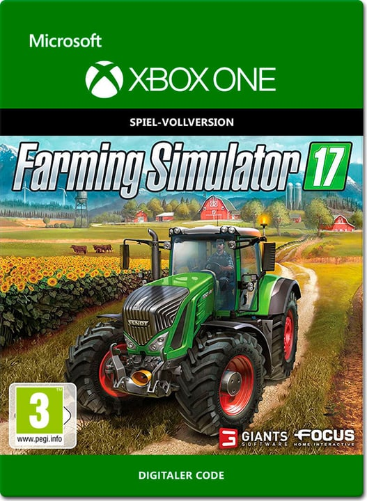 Xbox One - Farming Simulator 2017 Download (ESD) 785300137220 N. figura 1