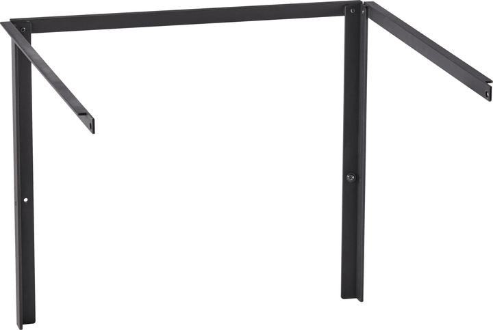 FLEXCUBE Hängeregister-Einsatz klein 401809911101 Grösse B: 35.5 cm x T: 38.0 cm x H: 29.0 cm Farbe Schwarz Bild Nr. 1