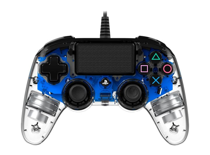 Gaming PS4 Controller Light Edition blue Nacon 785300130461 N. figura 1