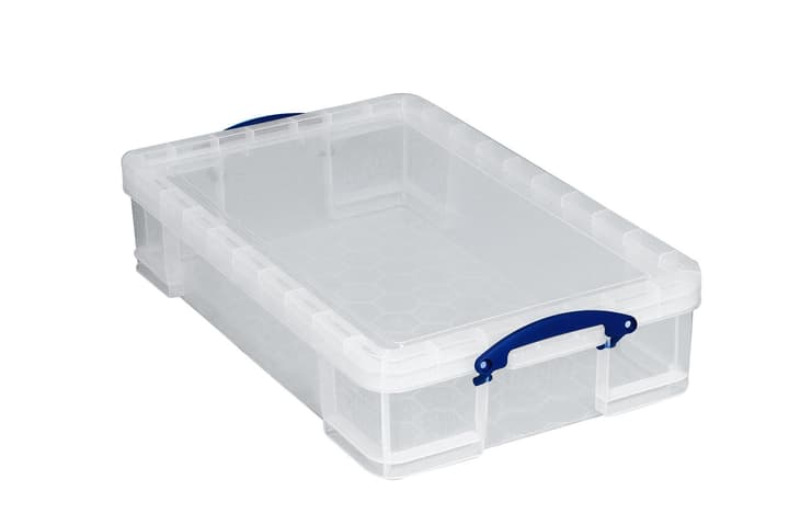 Box de plastique 33 l, claire 603723100000 Photo no. 1