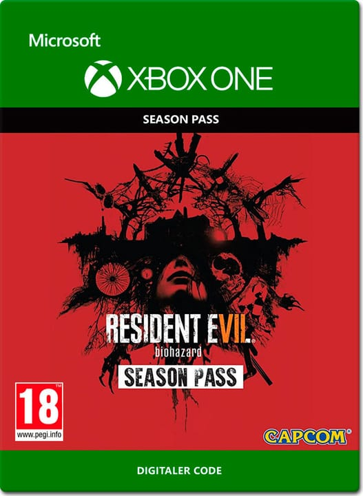 Xbox One - Resident Evil 7 biohazard: Season Pass Download (ESD) 785300138679 Bild Nr. 1