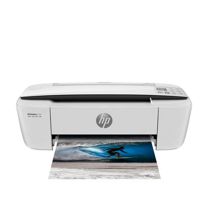 DeskJet 3720 Stampante / fotocopiatrice / scanner / wireless bianco HP 798205000000