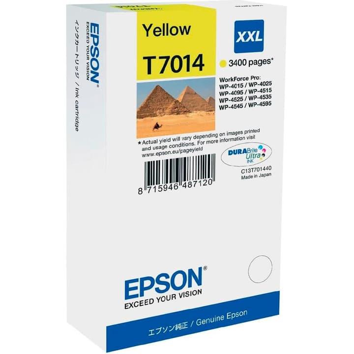 T701340 XXL Tintenpatrone yellow Tintenpatrone Epson 798503500000 Bild Nr. 1