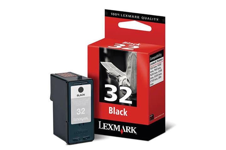 18CX032E cartouche d'encre nr. 32 black Lexmark 797500900000 Photo no. 1