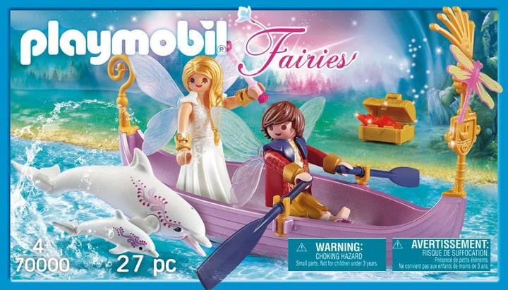 PLAYMOBIL 70000 Romant. Feenboot 748008400000 Bild Nr. 1
