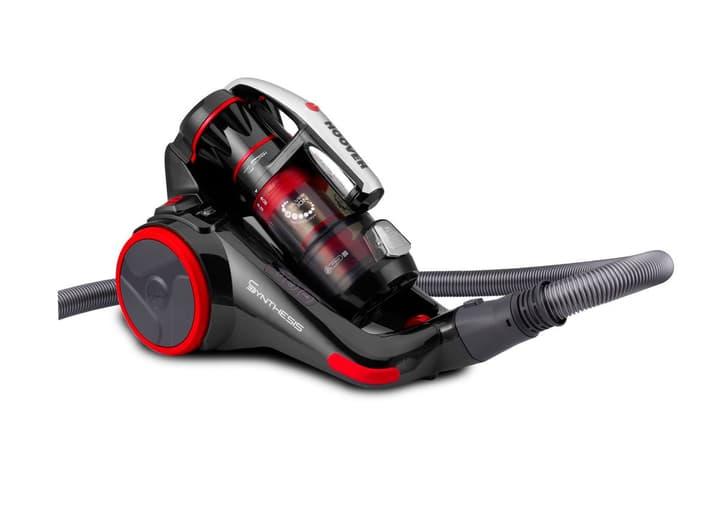 SYNTHESIS beutellos schwarz - rot Schlittenstaubsauger Hoover 785300127433 Bild Nr. 1