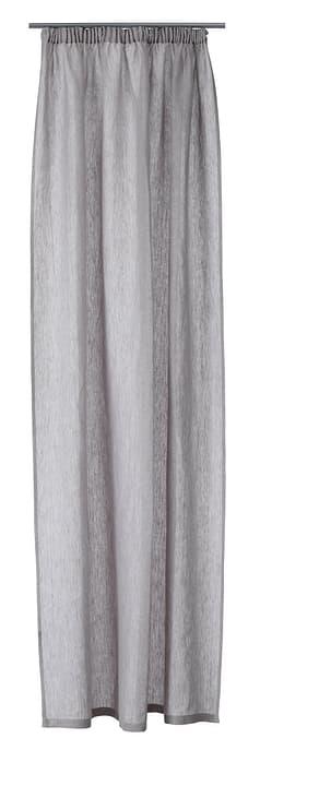 RAMON Rideau prêt à poser nuit 430254821882 Couleur Gris moyen Dimensions L: 140.0 cm x H: 250.0 cm Photo no. 1