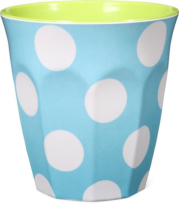 GINGER Bicchiere 440258800040 Colore Blu, Verde, Bianco Dimensioni A: 9.0 cm N. figura 1