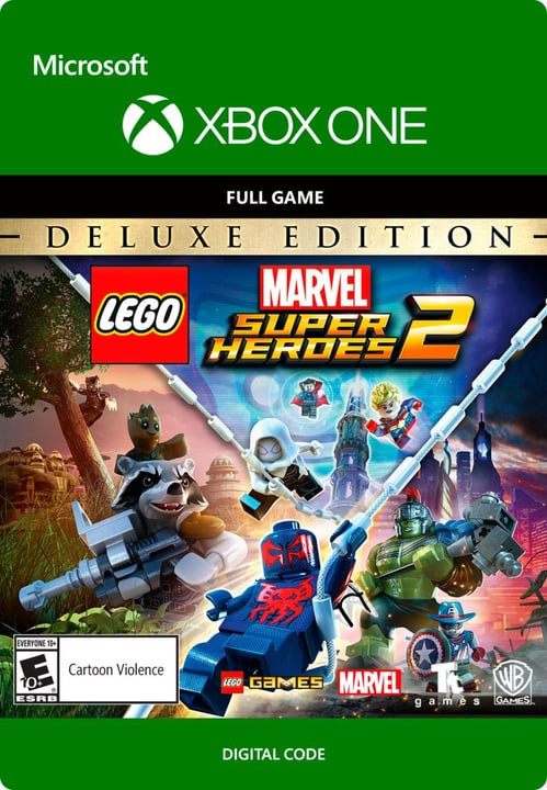 Xbox One - LEGO Marvel Super Heroes 2: Deluxe Edition Download (ESD) 785300136312 Photo no. 1
