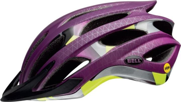 Drifter Casque de velo Bell 465010155145 Couleur violet Taille 55-59 Photo no. 1