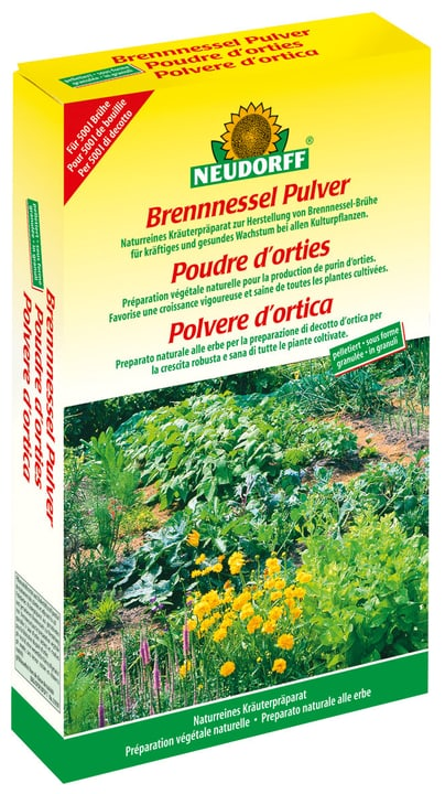 Poudre d`orties, 750 g Neudorff 658234900000 Photo no. 1