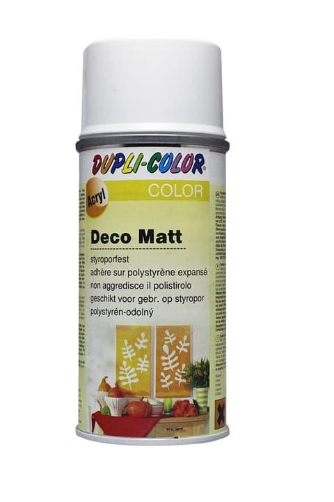 Peinture en aérosol deco mat Dupli-Color 664810001001 Couleur Blanc Photo no. 1