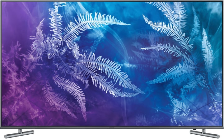 QE-55Q6F 138 cm TV QLED 4K Samsung 770342400000 Photo no. 1