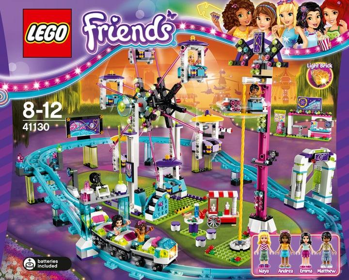 Lego Friends Les montagnes russes du parc d'attractio 41130 748851200000 Photo no. 1