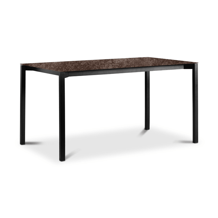 LUZON Table 368072300000 Dimensions L: 180.0 cm x P: 90.0 cm x H: 75.0 cm Couleur Bronze Photo no. 1