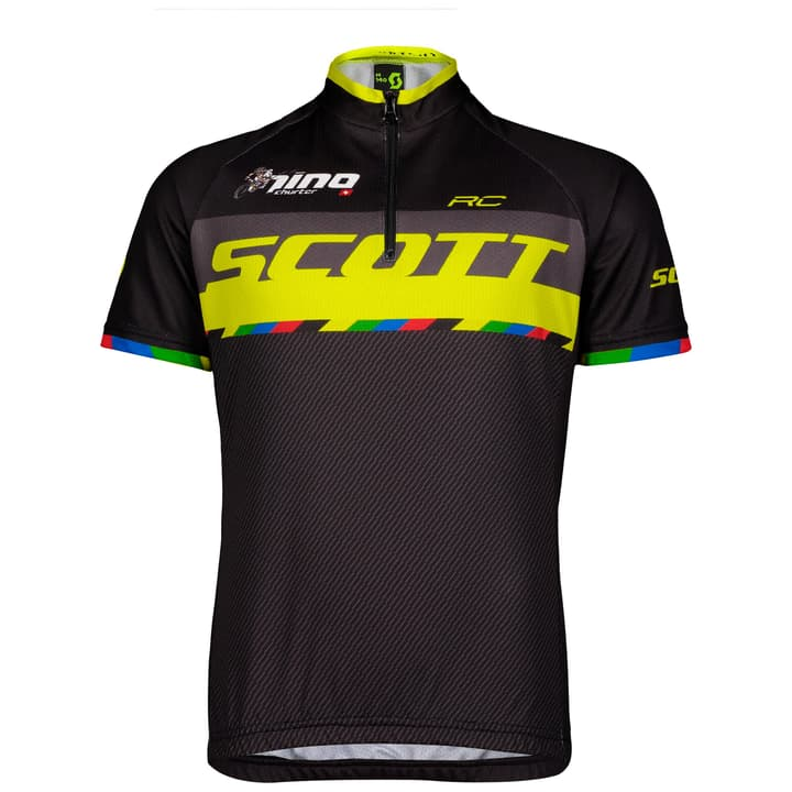Shirt Jr RC Pro s/sl Maillot de V.T.T. pour enfants Scott 464541912866 Couleur lime Taille 128 Photo no. 1