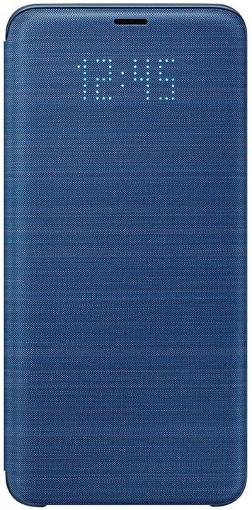 NG965PL LED View Cover bleu Mobiltelefon Zubehör Samsung 785300133626 Photo no. 1