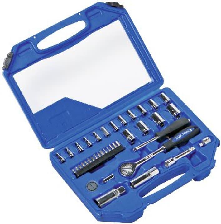 Set di chiavi a bussola Classic 41 pz. Lux 601033000000 N. figura 1