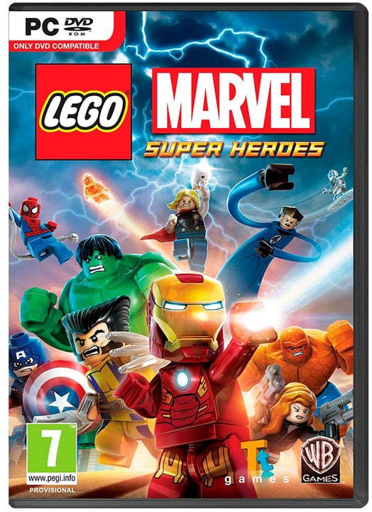 PC - LEGO Marvel Super Heroes Download (ESD) 785300133284 Bild Nr. 1