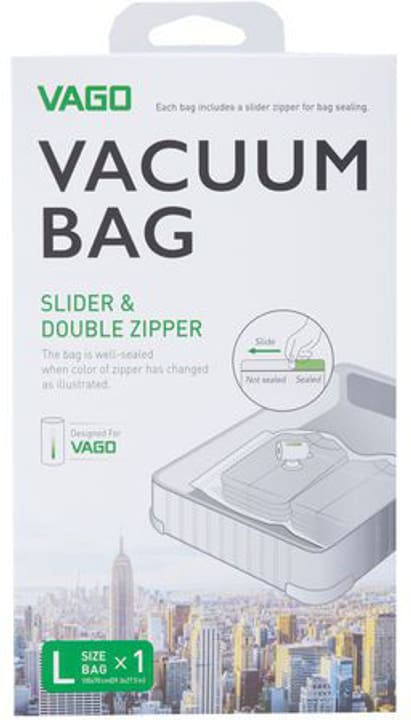 Vacuum Bag Taille L Sachets de mise sous vide VAGO 785300144648 Photo no. 1