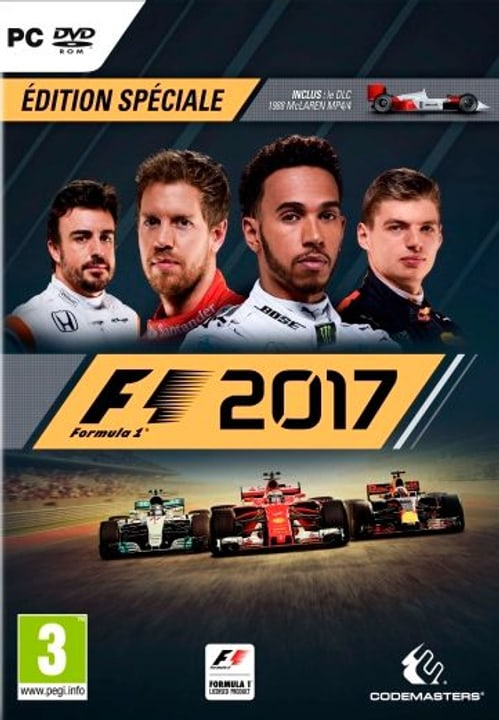 PC - F1 2017 Special Edition 785300122625 N. figura 1