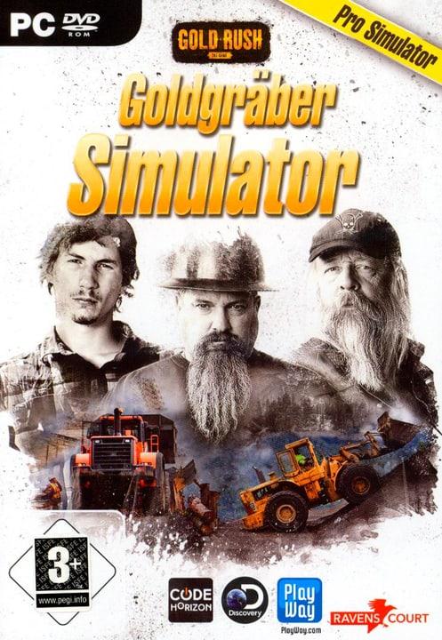 PC - Goldgräber Simulator (D) Physisch (Box) 785300131659 Bild Nr. 1