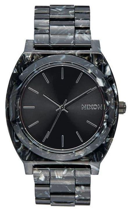 Time Teller Acetate Black Silver 40 mm Orologio da polso Nixon 785300137038 N. figura 1
