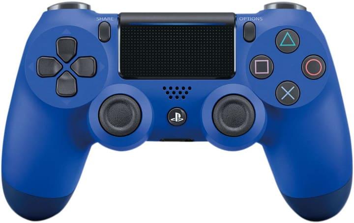 PS4 Wireless DualShock Controller v2 blu Controller Sony 798083100000 N. figura 1