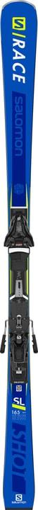 E S/Race Shot SL inkl. Z12 GW On Piste Ski inkl. Bindung Salomon 464309416540 Farbe blau Länge 165 Bild-Nr. 1