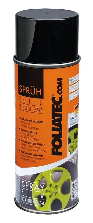 Film spray vert toxic brillant 400 ml Aérosol pour jantes FOLIATEC 620282300000 Photo no. 1