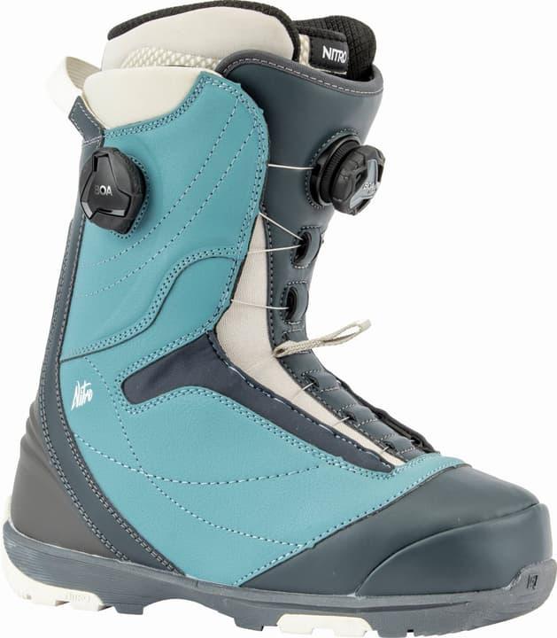 Cypress Boa Dual Snowboardschuh Nitro 495531124520 Farbe schwarz Grösse 24.5 Bild-Nr. 1