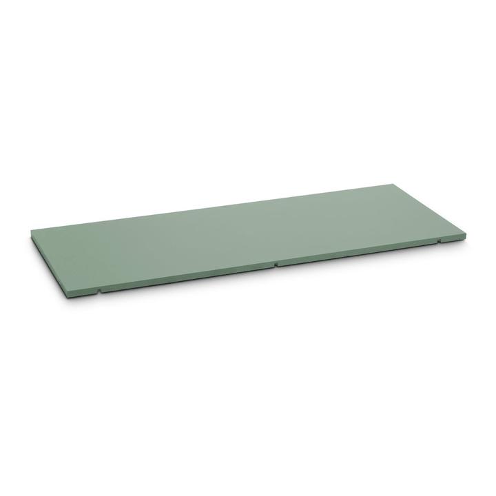 SEVEN Ripiano 90cm Edition Interio 362019749905 Dimensioni L: 60.0 cm x P: 1.4 cm x A: 35.5 cm Colore Verde N. figura 1
