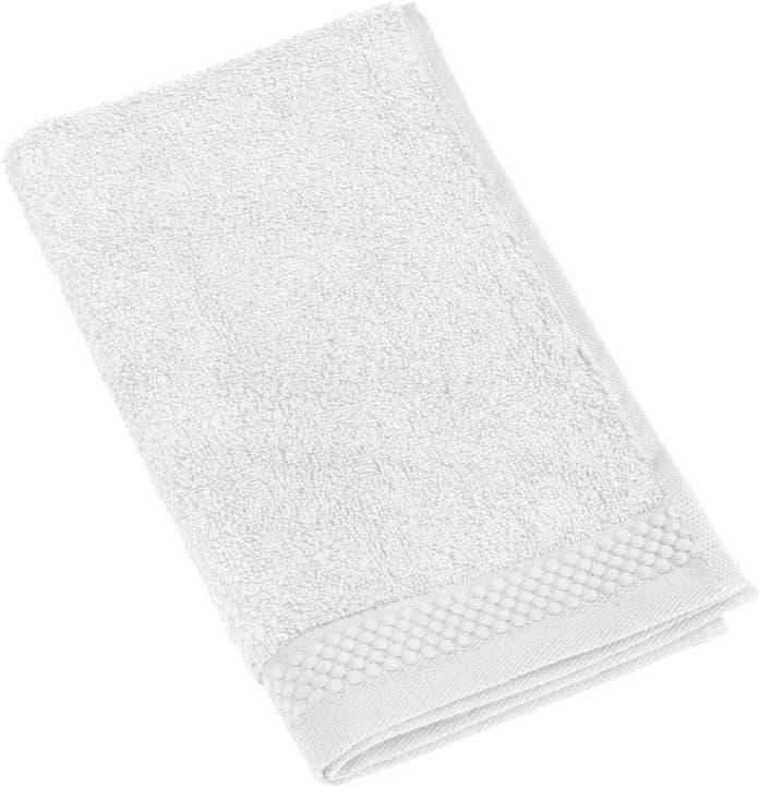 NEVA Serviette d'hote 450849720210 Couleur Blanc Dimensions L: 30.0 cm x H: 50.0 cm Photo no. 1