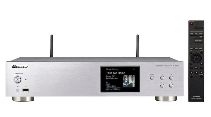 N-30AE-S lettore di rete argento Pioneer 785300122746