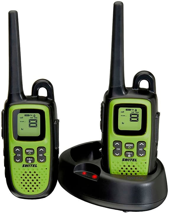 WTF 735 Walkie-Talkie Duo Switel 785300126757