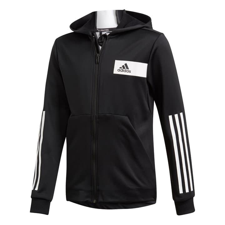 Freelift Full Zip Hoodie Kinder-Kapuzenjacke Adidas 464599415220 Farbe schwarz Grösse 152 Bild-Nr. 1