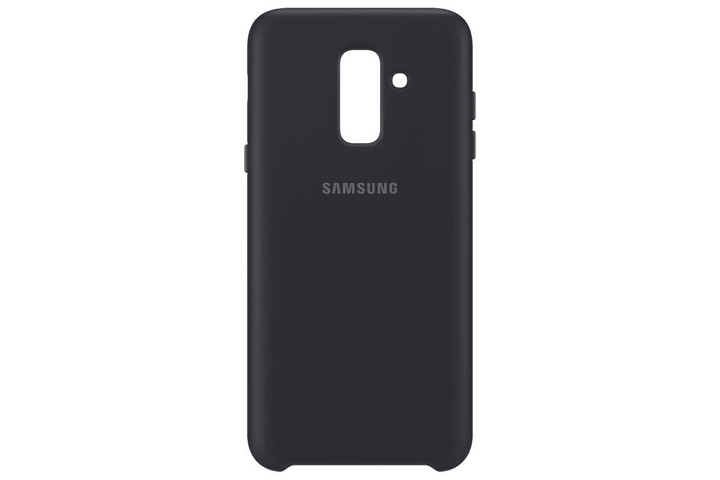 Dual Layer Cover nero Custodia Samsung 785300136029 N. figura 1