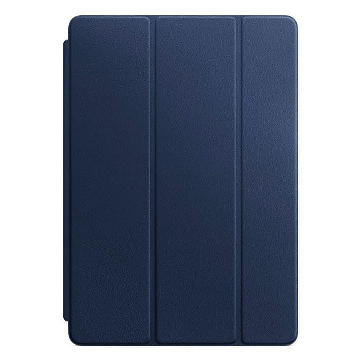 """Smart Cover cuir iPad Air 3, iPad 7th, iPad Pro 10,5"""" Bleu nuit Coque Apple 785300128586 Photo no. 1"""