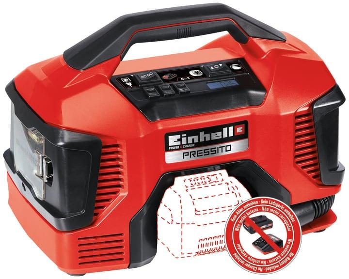 Hybrid-Kompressor Pressito Einhell 611216600000 Bild Nr. 1