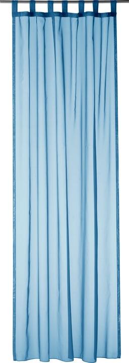 DANA Rideau prêt àposer jour 430259300044 Couleur Turquoise Dimensions L: 145.0 cm x H: 245.0 cm Photo no. 1