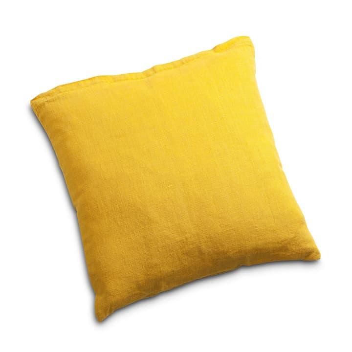 LILJA Coussin décoratif 378080800000 Couleur Moutarde Dimensions L: 50.0 cm x P: 50.0 cm Photo no. 1
