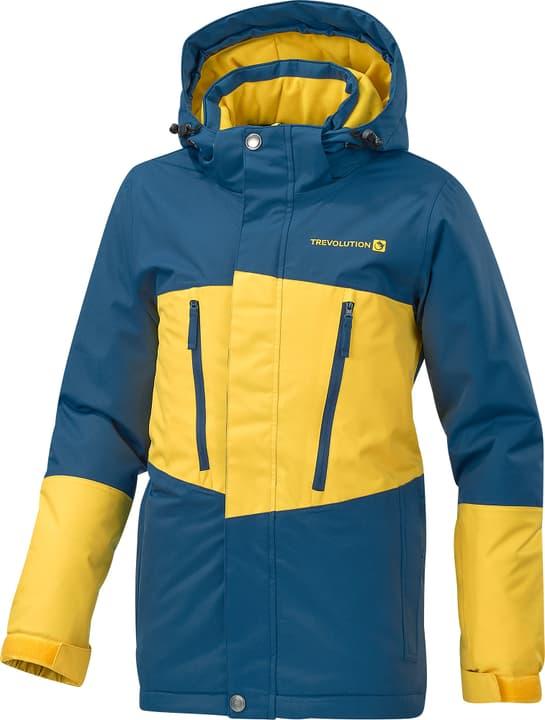 Knaben-Snowboardjacke Trevolution 464568112865 Farbe petrol Grösse 128 Bild-Nr. 1