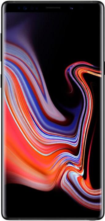 Note 9 Dual SIM 512GB Midnight Black Smartphone Samsung 785300139940 Bild Nr. 1