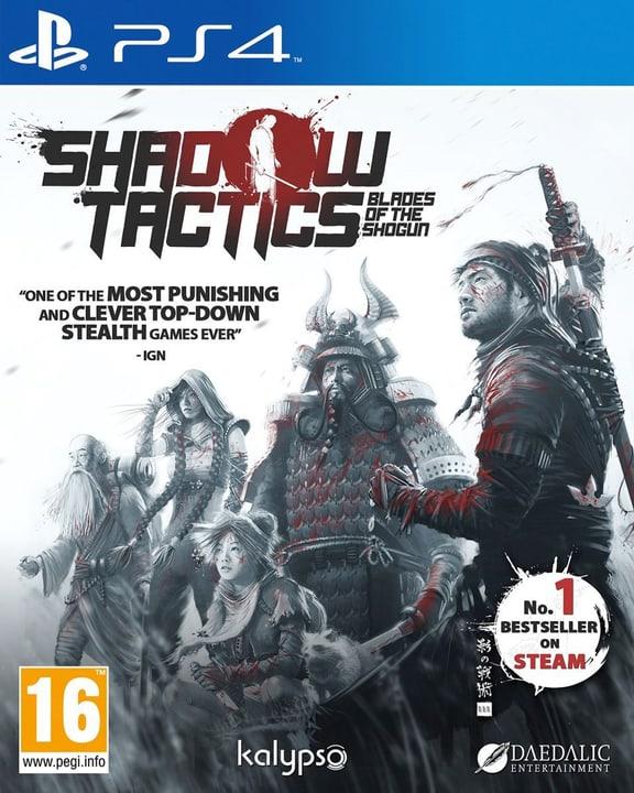 PS4 - Shadow Tactics: Blades of the Shogun Physique (Box) 785300122074 Photo no. 1