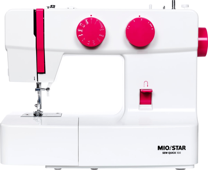 Sew Quick 100 Rosa Machine à coudre mécanique Mio Star 717477400000 Photo no. 1