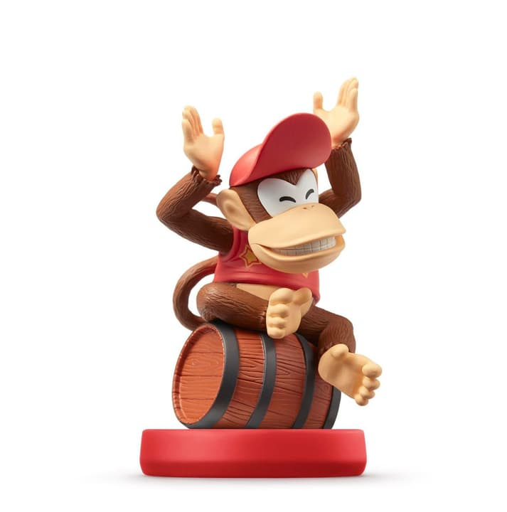 Amiibo SuperMario Diddy Kong Box 785300121234 Photo no. 1