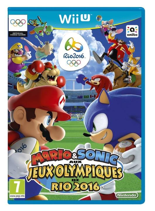 Wii U - Mario & Sonic bei den Olympischen Spielen Rio 2016 785300121071 Photo no. 1