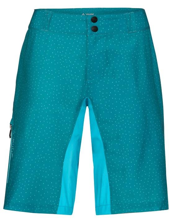 Women's Ligure Shorts Short pour femme Vaude 461352203644 Couleur turquoise Taille 36 Photo no. 1