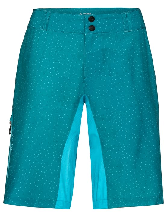 Women's Ligure Shorts Damen-Bike-Shorts Vaude 461352203844 Farbe türkis Grösse 38 Bild-Nr. 1